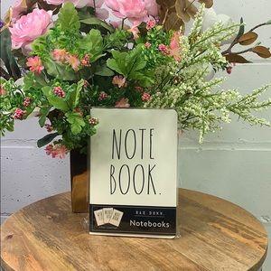 Rae Dunn set of 3 notebooks